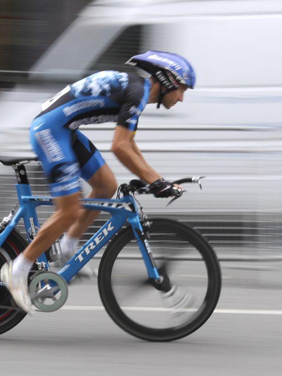 Collado Villalba. Crono Vuelta Ciclista España