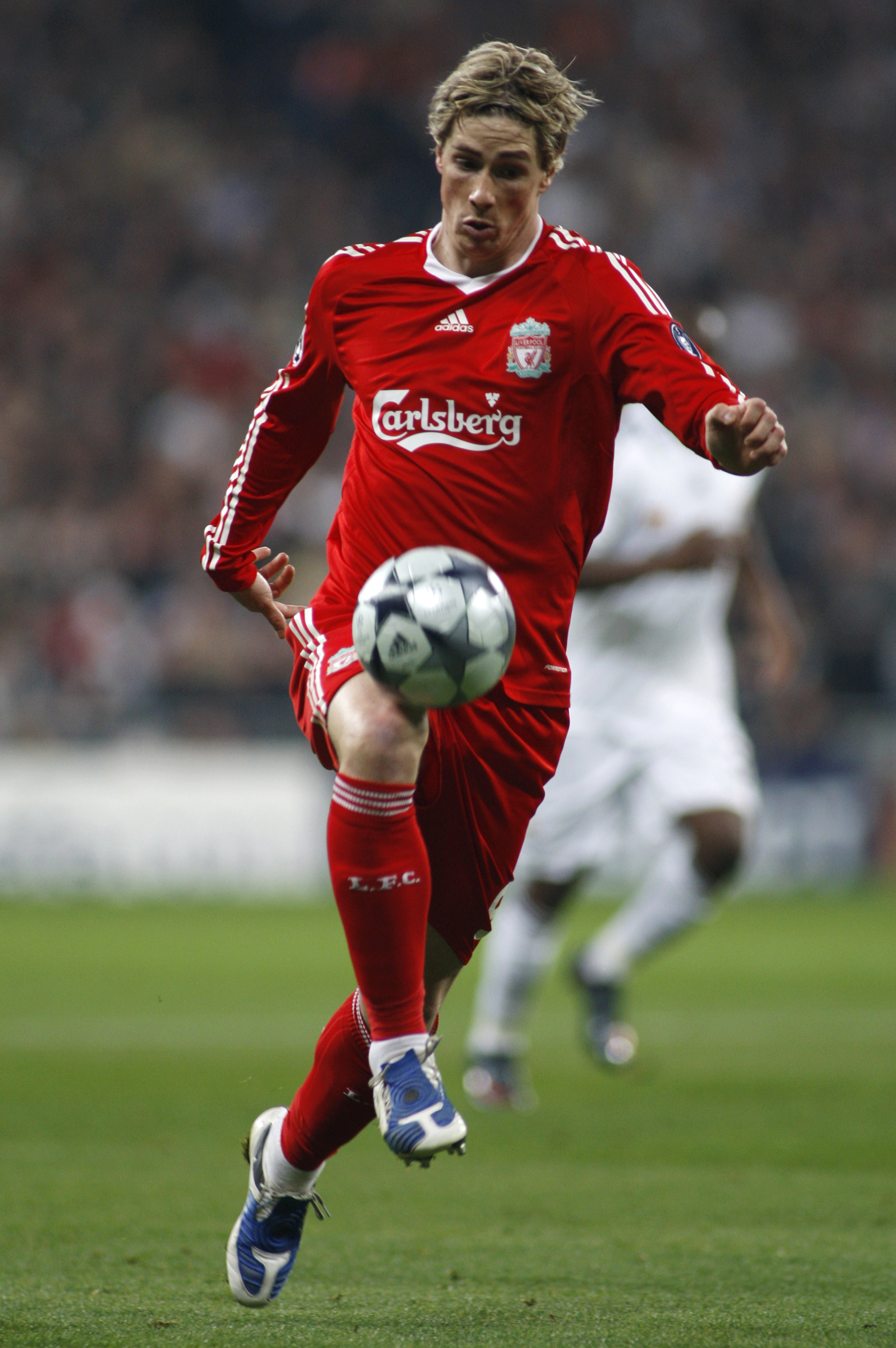 REAL MADRID - LIVERPOOL,CAMPION - 2008/2009