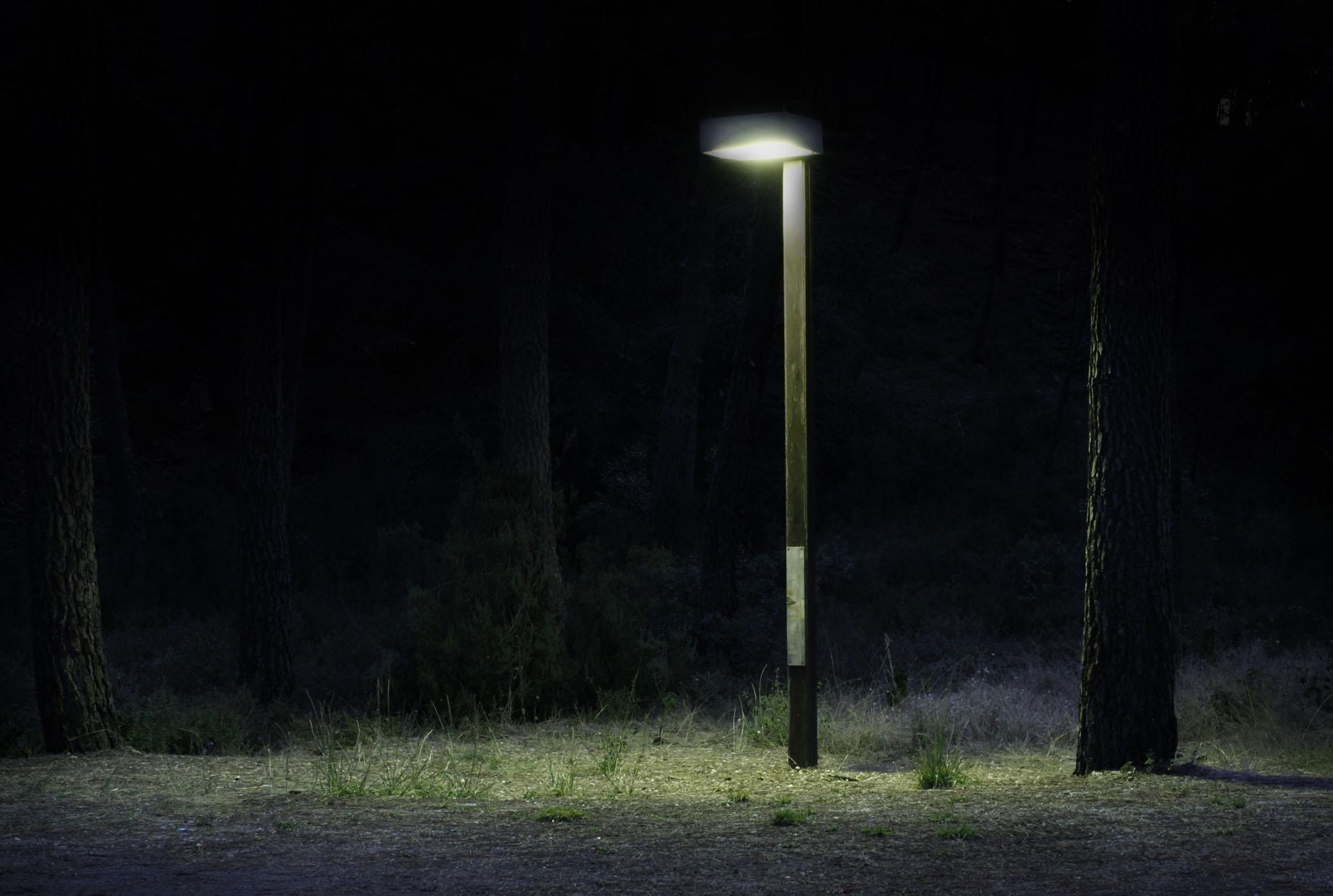 Fotografía iluminación Nocturna