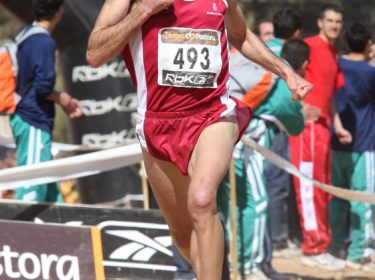 Chema Martinez / runner