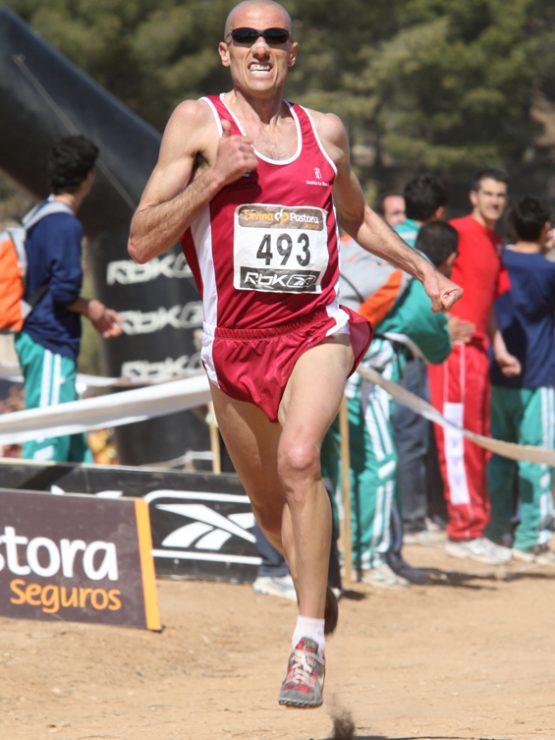 Chema Martinez / runner